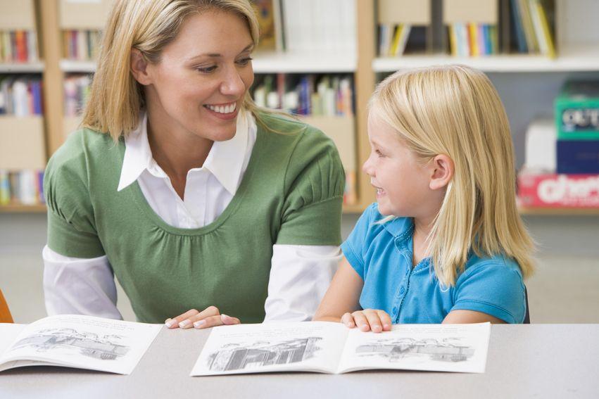 Děti se ve školce svěřují