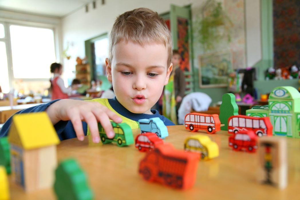 Nástup dítěte do mateřské školy