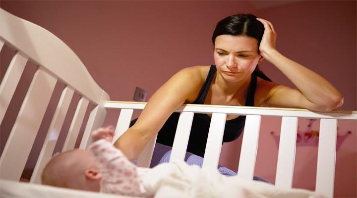 3 kroky, jak uspat dítě, bez pocitu stresu a vyčerpání