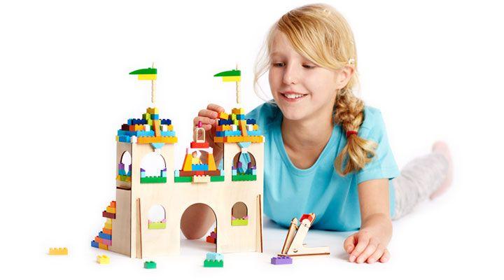Kidtown.cz - Chytré hračky podporující dětskou fantazii a kreativitu