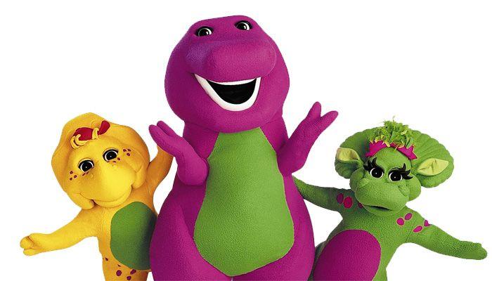 Barney dětský kamarád