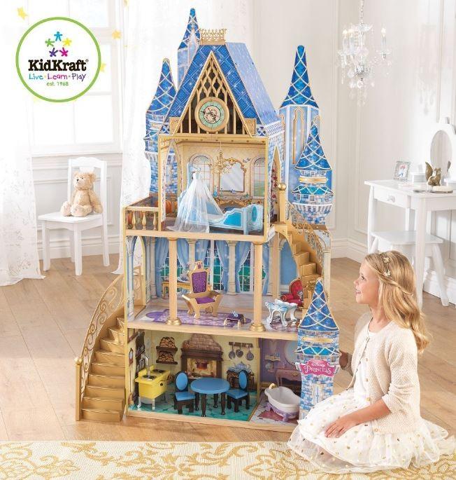 Domeček pro panenky Popelka