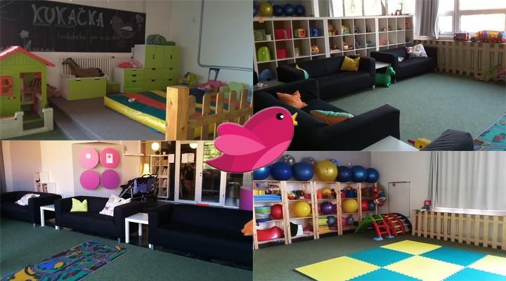 Kukačka v Ostravě aneb cvičení, tvoření, zábava a tábory pro děti