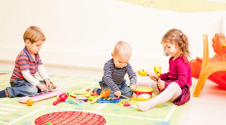Vývoj předškolních dětí i výběr školky je velmi důležitý