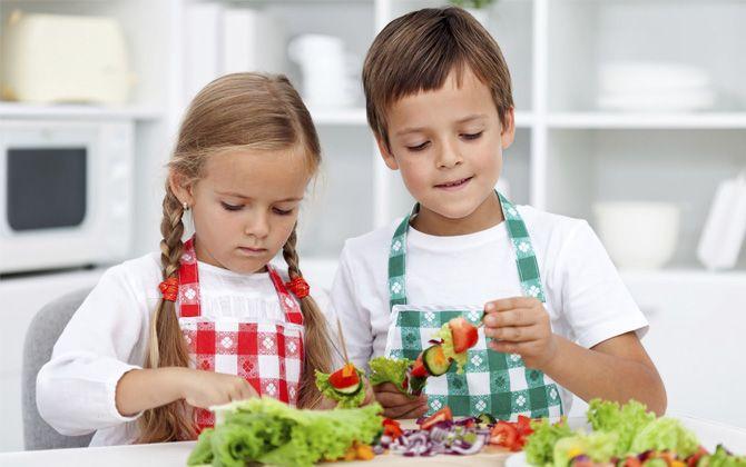 Jak by měl vypadat jídelníček pro školáka?