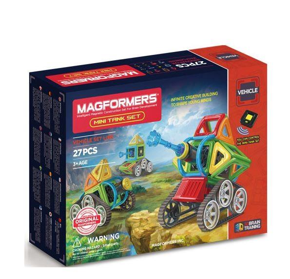Magformers mini tankové