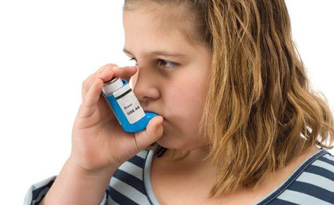 Obezita u dětí - dýchací obtíže