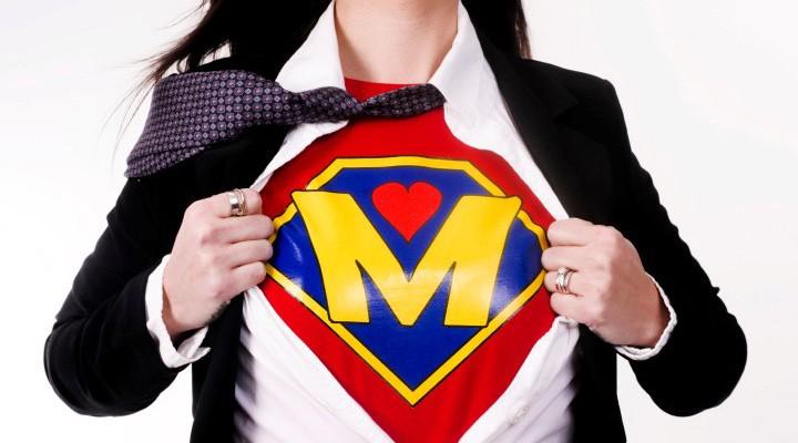 Být mámou nebo supermámou?
