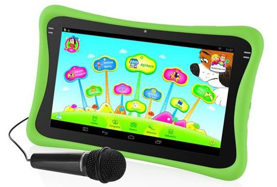 Dětský tablet Gogen Maxipes Fík