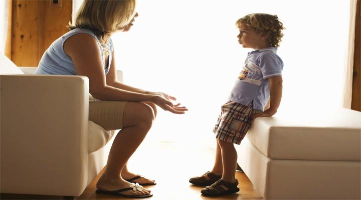 5 způspbů, jak dětem říci NE jinak