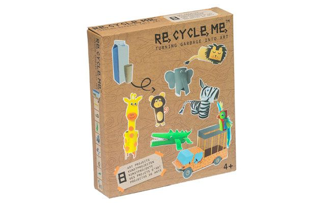 Chytré hračky - Recycleme