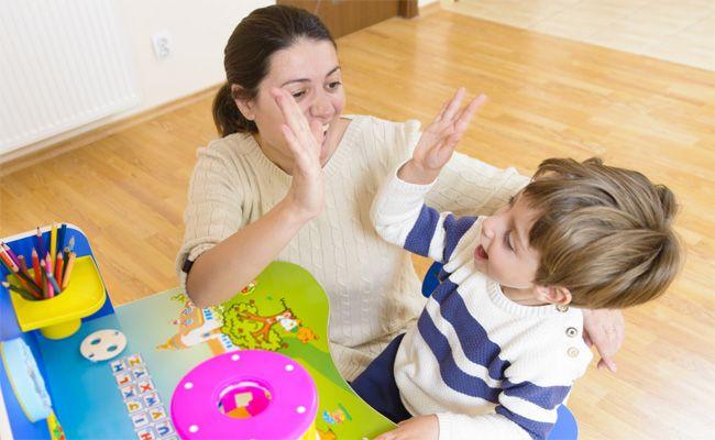 Když zvládnete dětské vztekání, pochvalte se