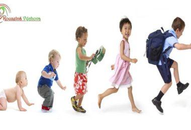 Jak podporujeme správný motorický vývoj našich dětí