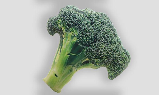 Ovesné menu - Brokolicové placičky