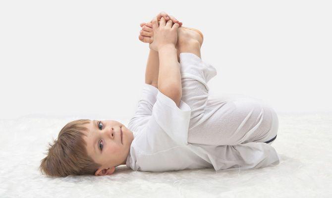 Jak cvičit s dětmi doma?