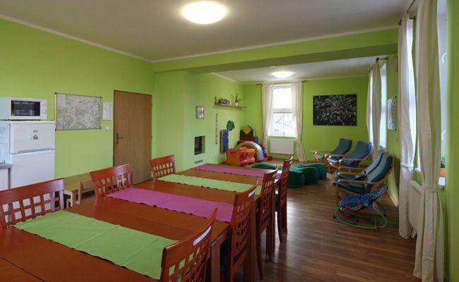 Rodinné centrum Smečno - Společenská místnost