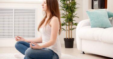 O stresu a meditaci v kostce