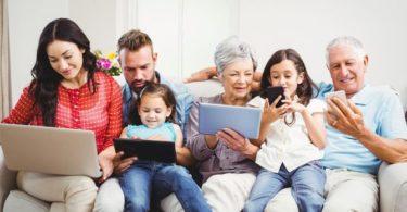 Rizika nadužívání digitálních médií nejen u dětí