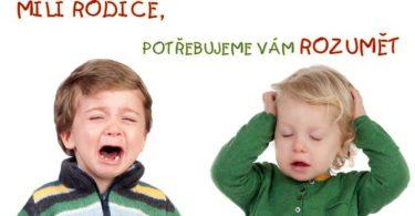 Nevýchovný webinář - Dětské vztekání očima dítěte
