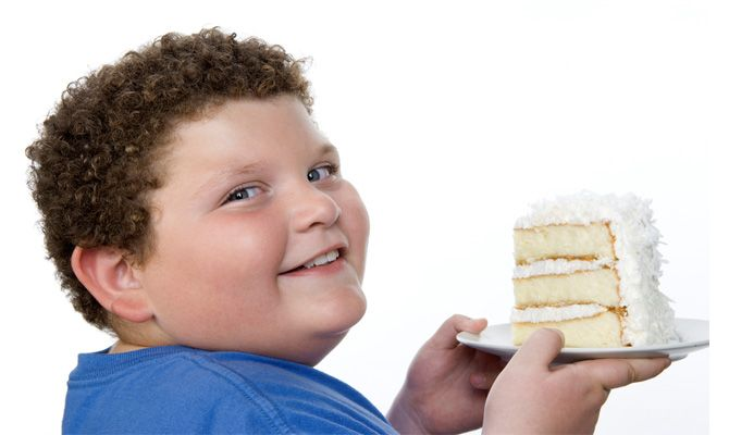 Dětská obezita její následky a řešení