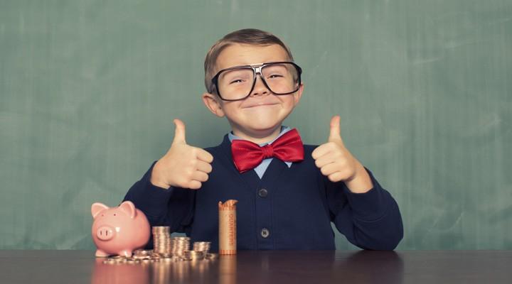 10 způsobů, jak učit děti o penězích