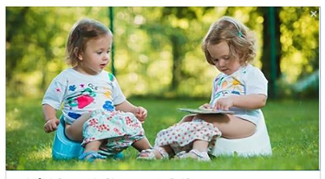 Nevýchova blog - Jak naučit dítě na nočník?
