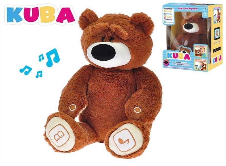 Plyšový medvěd KUBA