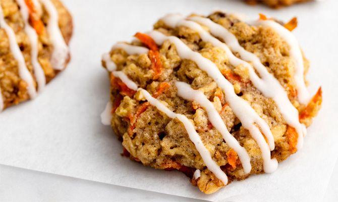 Vánoční cukroví - Mrkvové sušenky