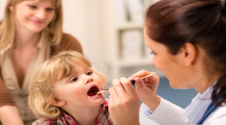 6 nejčastějších nemocí u dětí