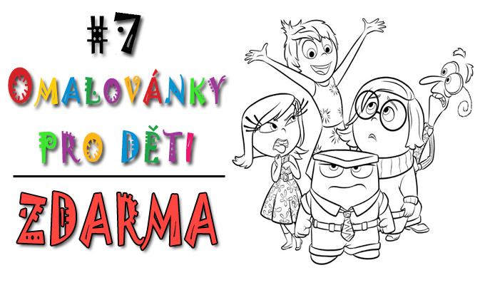 7# Omalovánky k vytisknutí zdarma – Omalovánky pro děti