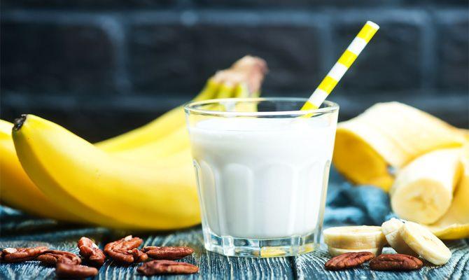 Ovesné menu - Ovesné mléko