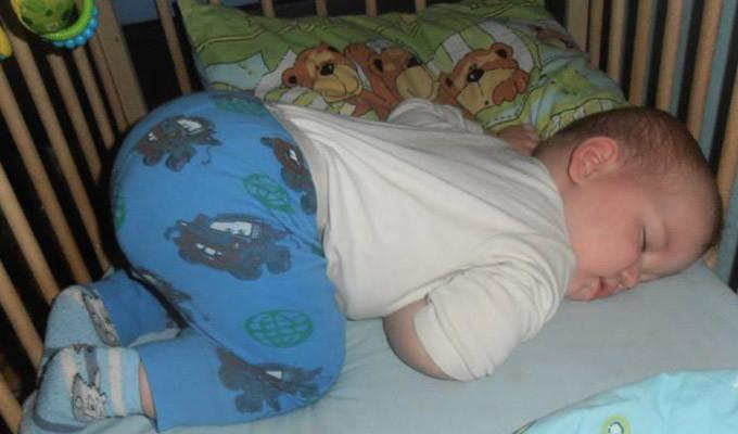 pata spí 2