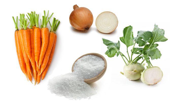 Recept na domácí kvašenou zeleninu - pickles