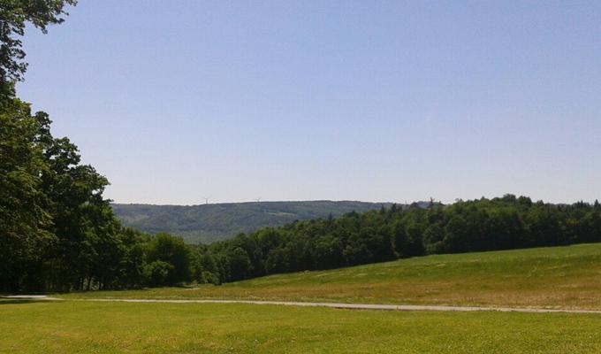 pohled na krajinu