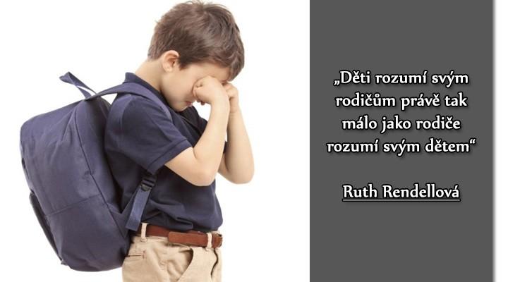Rodičovské fráze, které dětem ubližují