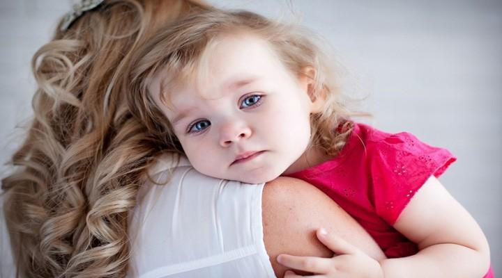 Separační úzkost u děté