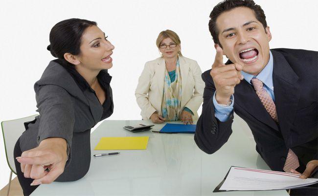 Šikana na pracovišti