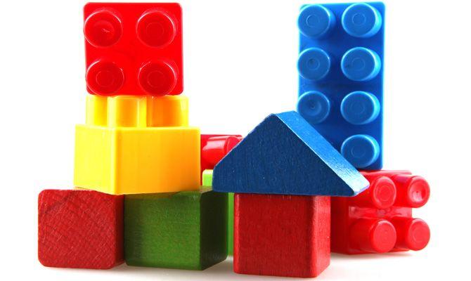 Jak si hrát - stavebnice