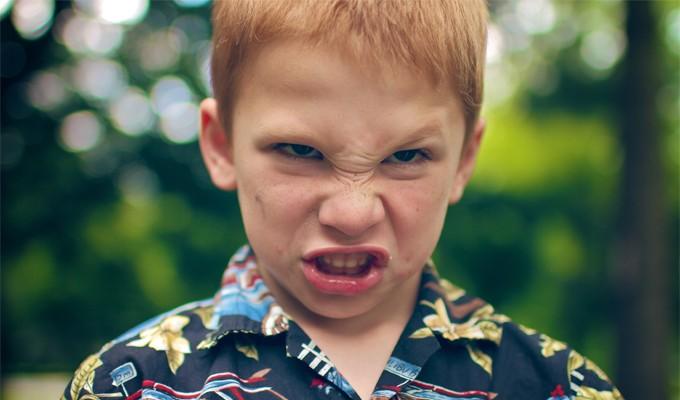 7 způsobů jak jednat s tvrdohlavým dítětem