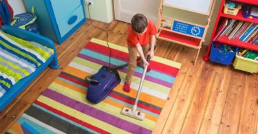 Jak udržet dětský pokoj uklizený?