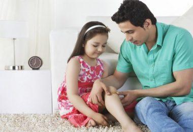 Jak správně reagovat na dětské úrazy - moje zkušenost