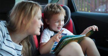 Blogerka Lucka - Kam v létě na výlet s těhotnou a tříletým?