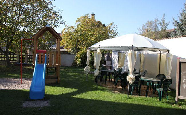 Rodinné centrum Smečno - Venkovní hřiště