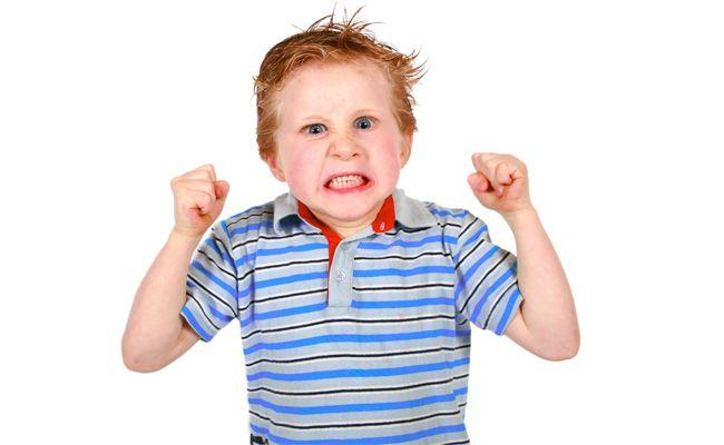 Naučte se zvládat dětské vztekání