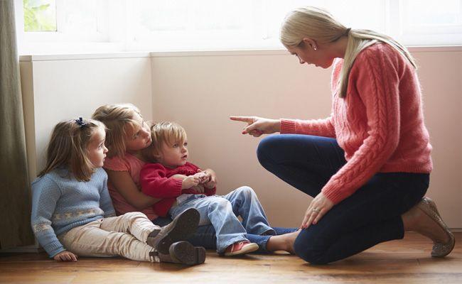 3 rodičovské záseky